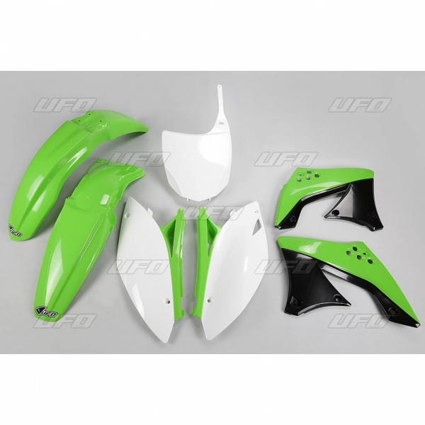 Sada plastů UFO KXF 450 2009-999-OEM standartní barvy