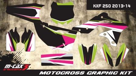 Design 8 - Kawasaki KXF 250  2013 - 2016