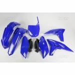 Sada plastů YZF 250 2011-089-modrá