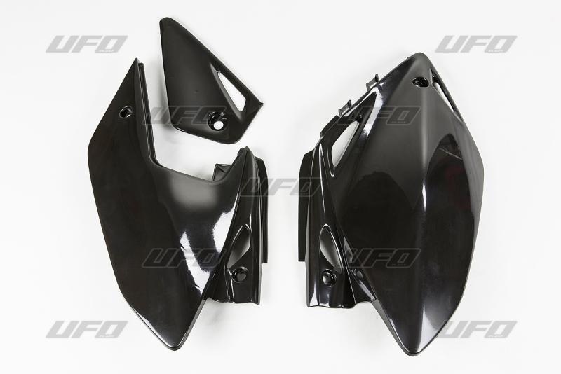 Bočnice CRF 450X 05-07-001-černá