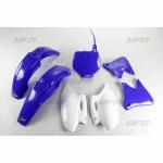 Sada plastů UFO YZF 400 98-99-046-bílá Yamaha