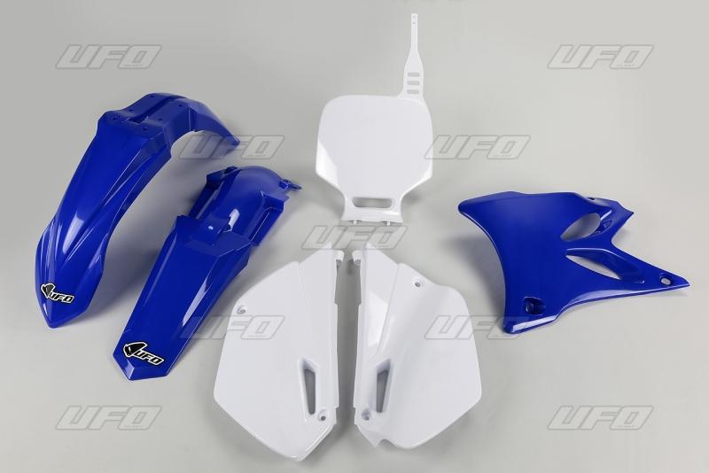 Sada plastů Restyling YZ 85 2002-2012-999-OEM standartní barvy