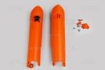 Chránič vidlic s pomocníkem startu-127-oranžová (03-)