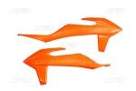 Spoiler  SX-SXF 2019-FFLU-neon/oranžová