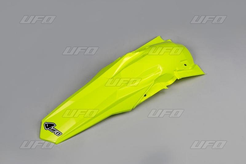 Zadní blatník RMZ 450-DFLU-neon/žlutá