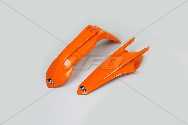 Sada blatníků KTM SX-SXF 2016-2017-127-oranžová (03-)